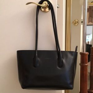 🌹 FURLA Gorgeous Leather Shoulder Bag Or Purse!